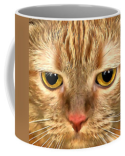 Cat Musya Coffee Mug