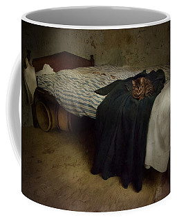 Coffee Mug featuring the photograph Beloved by Robin-Lee Vieira