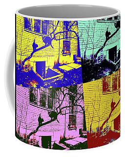 Cat Story Coffee Mug