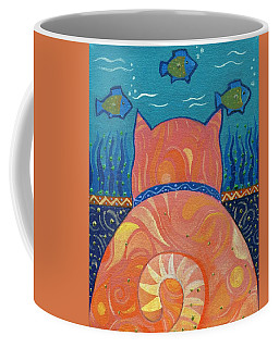 Cat Tales Coffee Mug