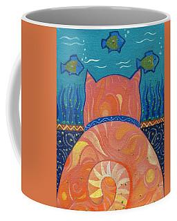 Cat Tales Coffee Mug