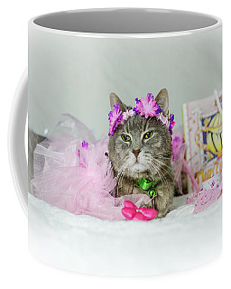 Cat Tea Party Coffee Mug