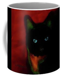 Cat Tiny You Painting Coffee Mug