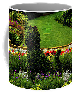 Cat Topiary Belfast Coffee Mug