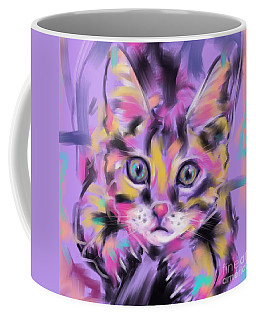 Cat Wild Thing Coffee Mug