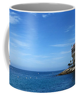 Catalina Island Casino Coffee Mug