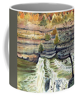 Cataract Falls Coffee Mug