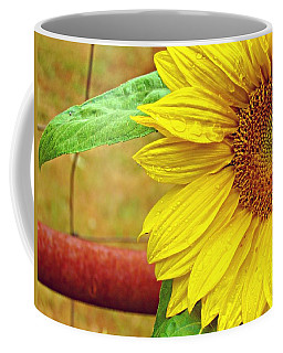 Catching Summer Rain Coffee Mug by Katie Wing Vigil
