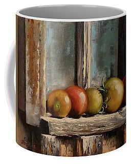 Catching Summer Rays Coffee Mug