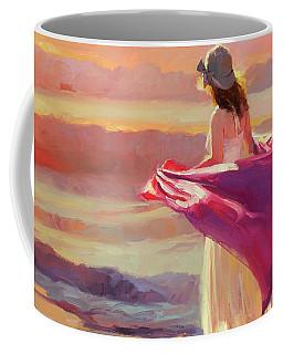 Catching The Breeze Coffee Mug