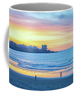 Catching The Last Rays Of The Day Coffee Mug