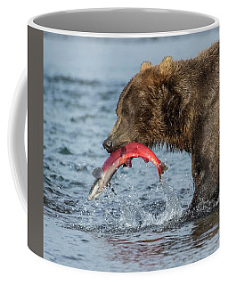 Catching The Prize Coffee Mug