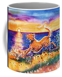 Catching The Sun Coffee Mug