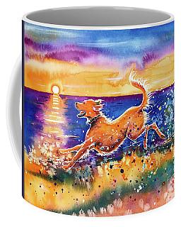 Catching The Sun Coffee Mug