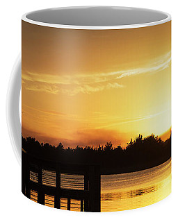 Catching The Sunset Coffee Mug by Phil Mancuso