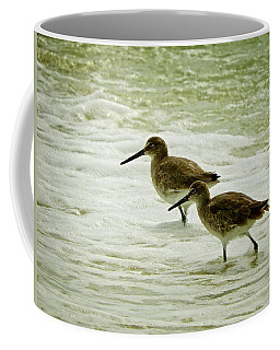 Catching The Waves Coffee Mug