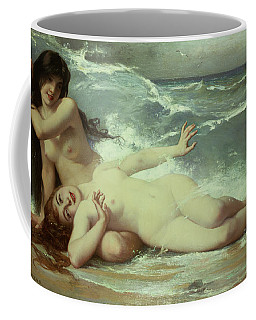 Catching Waves  Coffee Mug