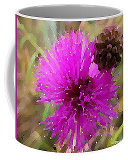 Catclaw Pink Mimosa  Coffee Mug