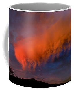 Caterpillar Cloud In The Sky Coffee Mug