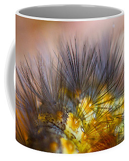 Caterpillar Hair Coffee Mug
