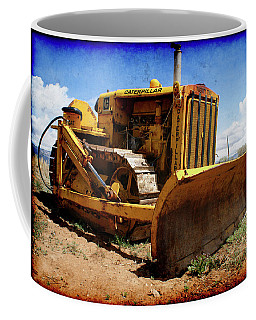 Caterpillar Twenty Two Coffee Mug
