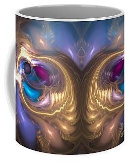 Catharsis - Abstract Art Coffee Mug