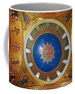 Cathedral Basilica Of Saint Louis Interior Study 1 Coffee Mug