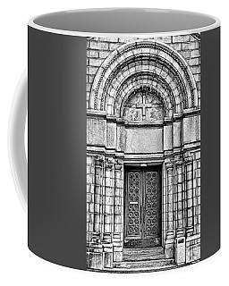 Cathedral Basilica Of Saint Louis Study 3 Coffee Mug