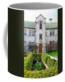 Cathedral Basilica Of Saint Louis Study 5 Coffee Mug
