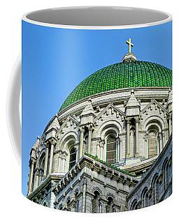 Cathedral Basilica Of Saint Louis Study 7 Coffee Mug