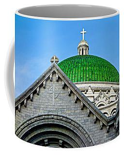 Cathedral Basilica Of Saint Louis Study 9 Coffee Mug