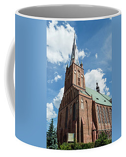 Cathedral Basilica Of St. James The Apostle, Szczecin A Coffee Mug