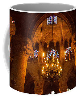 Cathedral Chandelier Coffee Mug