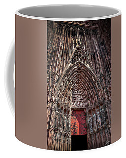 Cathedral Entance Coffee Mug