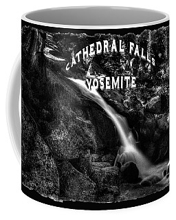 Cathedral Falls From The Tioga Pass Road Coffee Mug