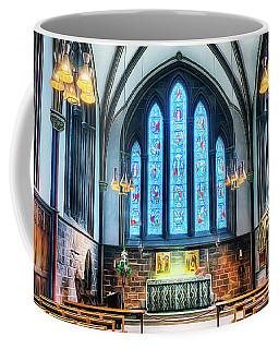 Cathedral Glow Coffee Mug