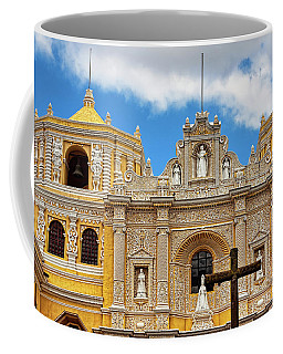 Cathedral In Antigua, Guatemala Coffee Mug