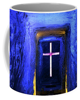 Cathedral In The Salt Mine Coffee Mug