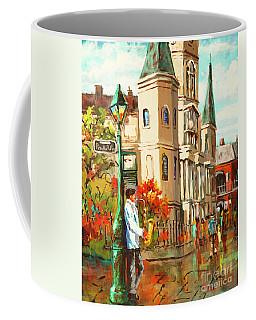 Cathedral Jazz Coffee Mug