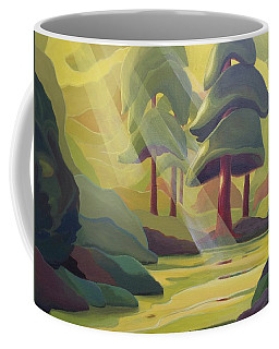 Cathedral Light Coffee Mug