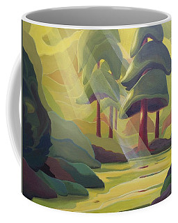 Cathedral Light Coffee Mug
