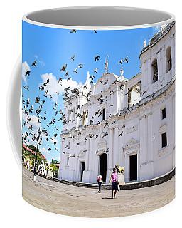 Cathedral Of Leon Coffee Mug