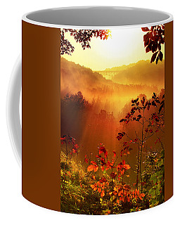 Cathedral Of Light - Special Crop Coffee Mug