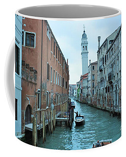 Cathedral Of San Giorgio Dei Greci Coffee Mug