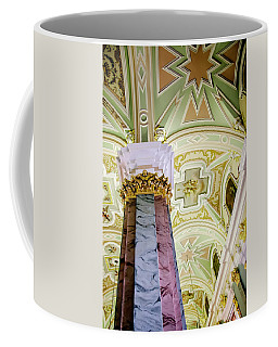 Cathedral Of Saints Peter And Paul Coffee Mug
