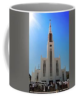 Cathedral Of The Sun Coffee Mug