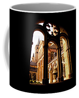 Cathedral Of Trier Window Coffee Mug