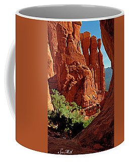 Cathedral Rock 06-124 Coffee Mug