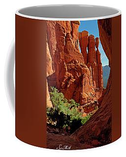 Cathedral Rock 06-124 Coffee Mug by Scott McAllister