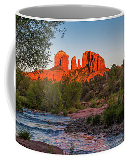 Cathedral Rock At Red Rock Crossing Coffee Mug